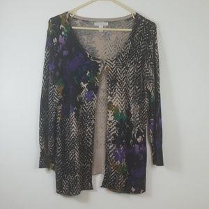 Dana Buckman Cardigan Sweater Size L